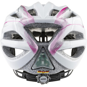 Alpina FB 2.0 Flash Helmet Jugend white-pink-silver